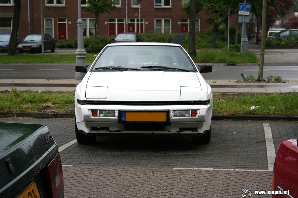 DOTS: Mitsubishi Starion widebody