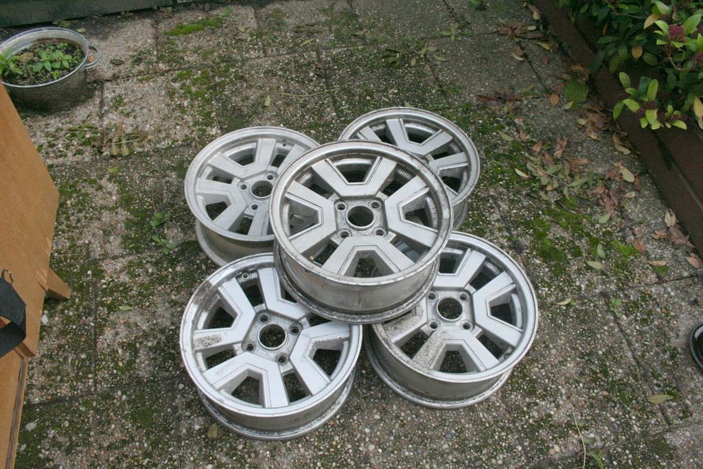 Celica Supra (Celica XX) wheels