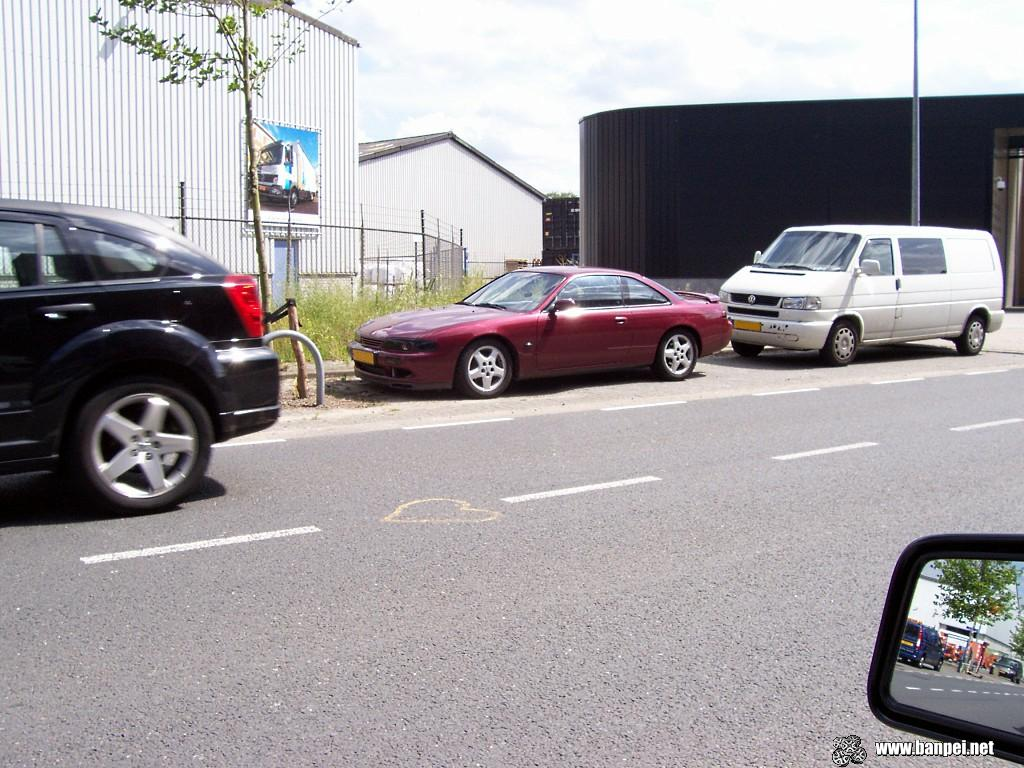 Down on the street: Nissan 200SX S14