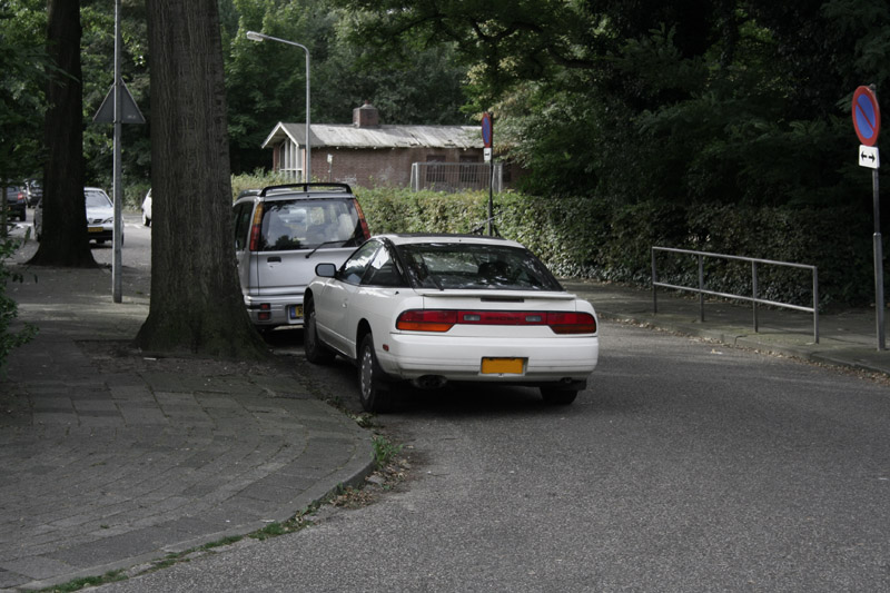 Nissan 240SX RHS13