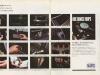 Nissan Skyline VBC110 brochure page 9 and 10