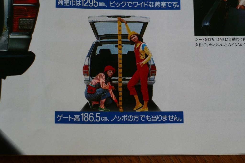 Nissan Skyline VBC110 van