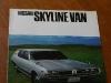 Nissan Skyline VC110