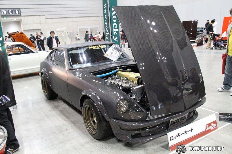 Nostalgic 2 days: Fairlady 240Z with 30RB