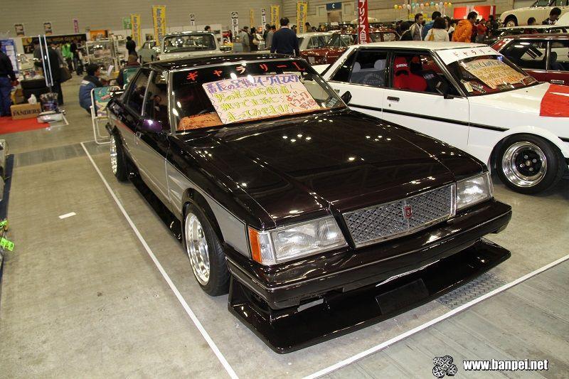 Nostalgic 2 days: Toyota Mark II GX61