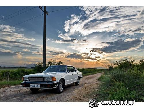 For sale: damn nice Nissan Gloria Y30