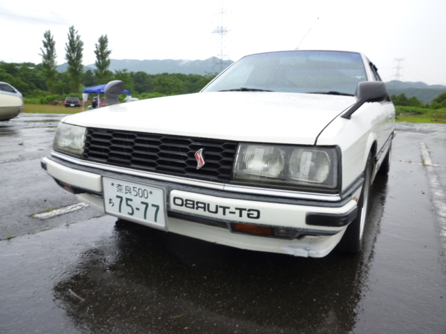 Nissan Skyline HR30 OBRUT-TG