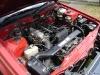 Red Toyota Carina GTR AA63