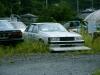 Abandoned Nissan Leopard F30 kaido racer