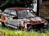 Rusty Daihatsu Mira L70