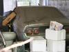 Dusty Mazda Luce Rotary RX4