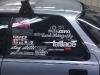 Stickerbombed Honda Integra