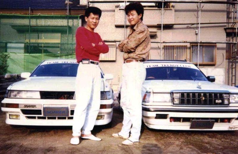 Team Trendy Club Toyota brothers