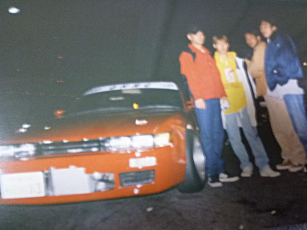 Silvia S13: Nighttime drifter