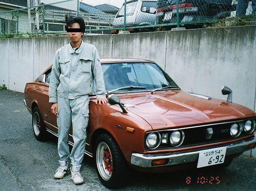 Kyusha style Carina TA17 in the 90s