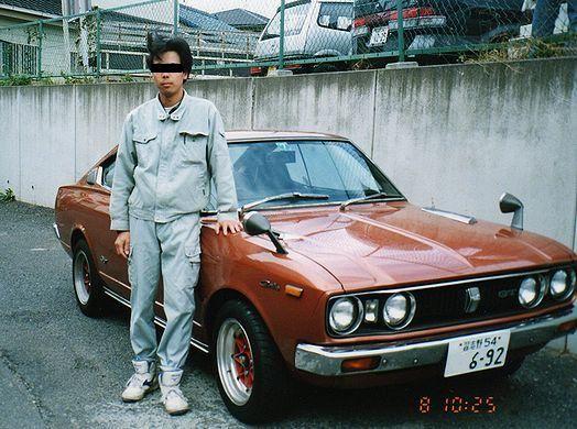 Kyusha style Carina TA17 in the 90s