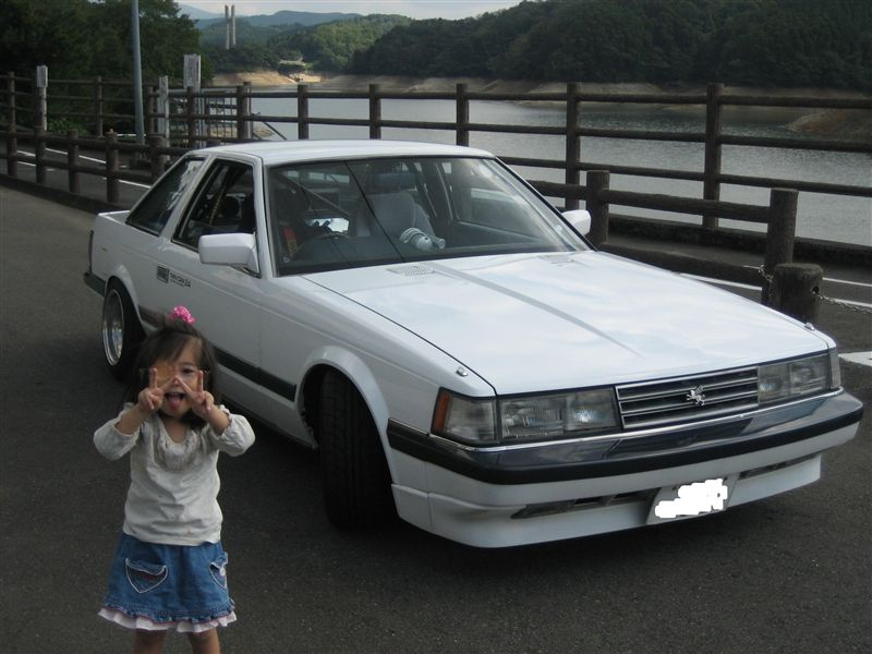 Take off with your daughter in the Soarer
