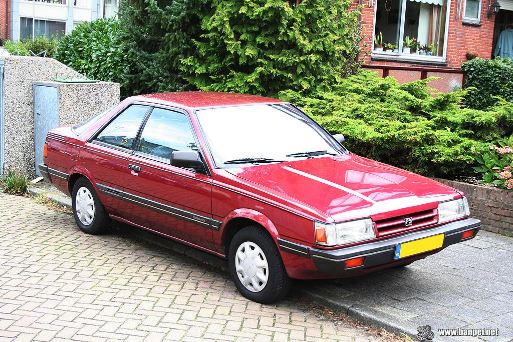 Down on the Street: Subaru GL (Leone)