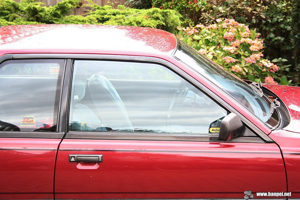 Down on the Street: Subaru GL (Leone)