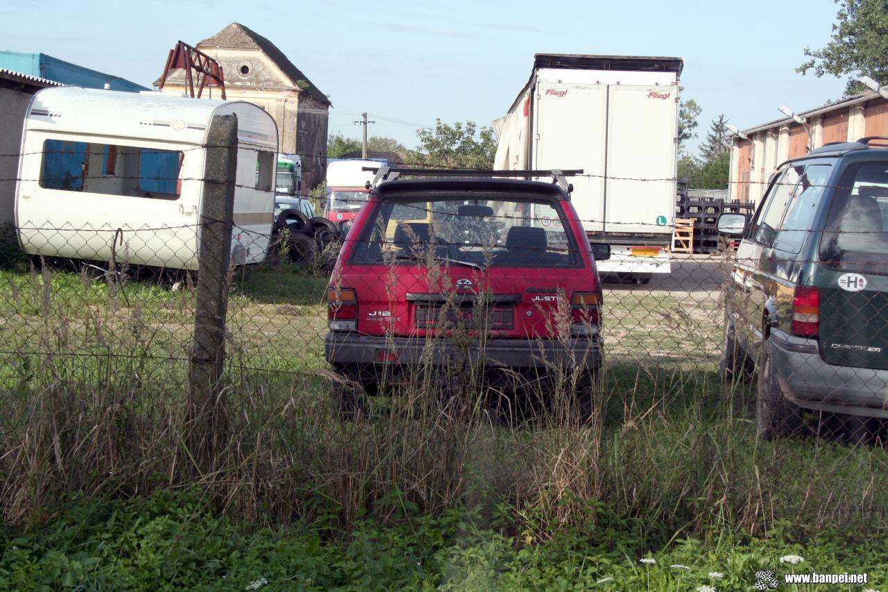 Subaru Justy J12 4WD SLII