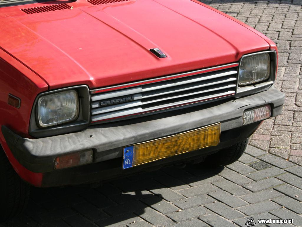 Suzuki Alto SS40 (Suzuki Fronte)