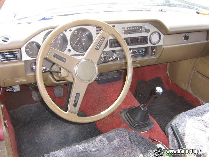Toyota Carina TA40 DL