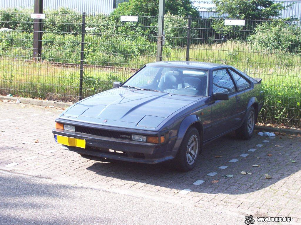 DOTS: 1985 Toyota Celica Supra MA61 with 5M-GE engine