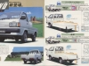 Japanese Toyota Liteace Truck Brochure from 1986