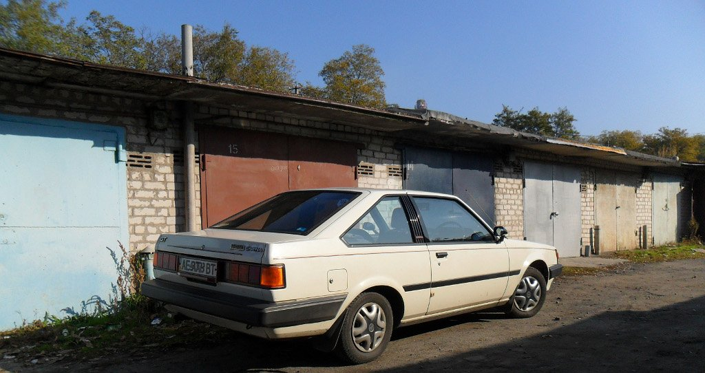Ukrainian Carina GT AA60