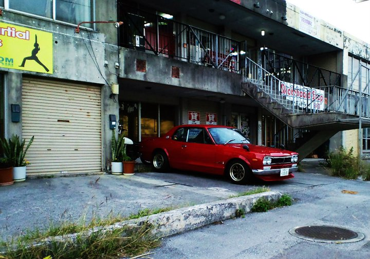 Nissan Skyline KPGC10
