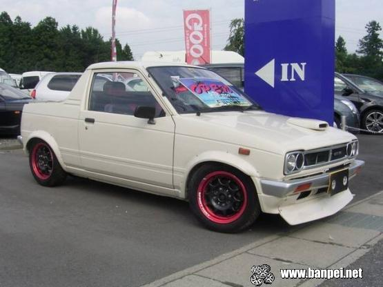 WTF: Suzuki Mighty Boy GT-R