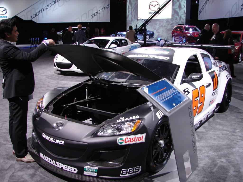 Mazdaspeed FAIL