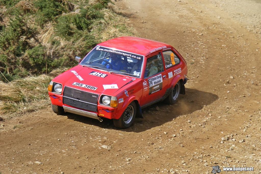 Mullet Motorsport Mazda 323