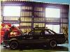 Aoshima Model kit Toyota Sprinter AE86