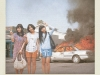 Jpop girls in 1987 Tampa riots
