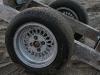 Deep dished wheels reused