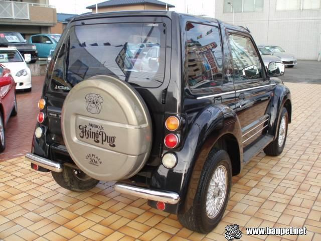 Mitsubishi Pajero Jr Flying Pug - Rear