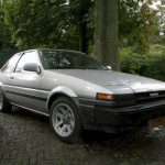 AE86 nominated as Japanese musclecar of the 80s