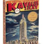 Reading: finished After Dark and started The Amazing Adventures of Kavalier and Clay