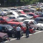 Second Japanese national A60 & T140 meeting