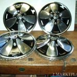 Worlds most ugly hubcaps!