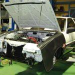 Digidash standard feature of the early zenki Sprinter Trueno AE86?