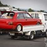 Brilliant Starlet KP61 transport