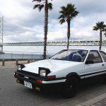 Perfect Initial D Sprinter Trueno AE86 replica