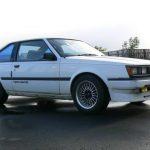 Imports: Corolla Levin AE86 versus Carina GT-R E-AA63