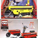 Hilarious: 1981 Honda City and the Motocompo