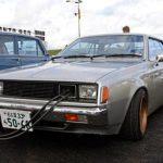 Rare Bosozoku cars: Mitsubishi Galant Lambda