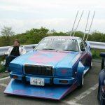 Popular Bosozoku cars: Mazda Cosmo RX5