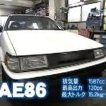 Youtube: legend of AE86