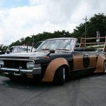 Rare Bosozoku cars: Toyota Crown S6/S7